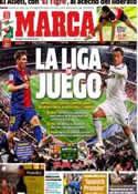 Portada diario Marca del 7 de Octubre de 2012