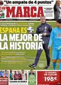 Portada diario Marca del 11 de Octubre de 2012