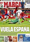 Portada diario Marca del 13 de Octubre de 2012