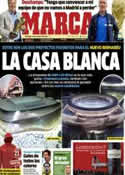 Portada diario Marca del 14 de Octubre de 2012