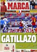 Portada diario Marca del 17 de Octubre de 2012