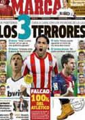 Portada diario Marca del 19 de Octubre de 2012