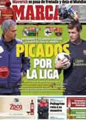 Portada diario Marca del 20 de Octubre de 2012