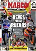 Portada diario Marca del 29 de Octubre de 2012