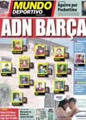Portada Mundo Deportivo del 27 de Noviembre de 2012