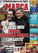 Portada diario Marca del 29 de Noviembre de 2012