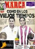 Portada diario Marca del 1 de Diciembre de 2012