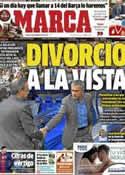 Portada diario Marca del 3 de Diciembre de 2012