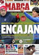 Portada diario Marca del 4 de Diciembre de 2012