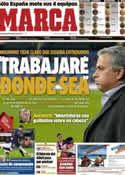 Portada diario Marca del 6 de Diciembre de 2012