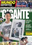Portada Mundo Deportivo del 11 de Diciembre de 2012