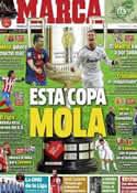Portada diario Marca del 12 de Diciembre de 2012