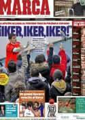 Portada diario Marca del 31 de Diciembre de 2012