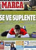 Portada diario Marca del 4 de Enero de 2013