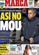 Portada diario Marca del 9 de Enero de 2013