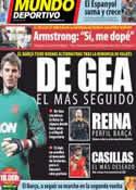 Portada Mundo Deportivo del 19 de Enero de 2013