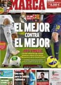 Portada diario Marca del 30 de Enero de 2013