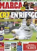 Portada diario Marca del 2 de Febrero de 2013