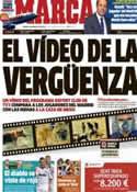 Portada diario Marca del 9 de Febrero de 2013