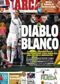 Portada diario Marca del 10 de Febrero de 2013
