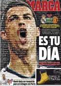 Portada diario Marca del 13 de Febrero de 2013