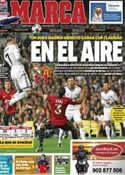 Portada diario Marca del 14 de Febrero de 2013