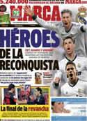 Portada diario Marca del 28 de Febrero de 2013