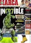Portada diario Marca del 1 de Marzo de 2013