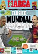 Portada diario Marca del 2 de Marzo de 2013