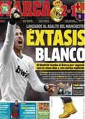 Portada diario Marca del 3 de Marzo de 2013