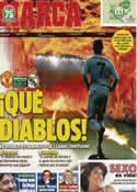 Portada diario Marca del 5 de Marzo de 2013