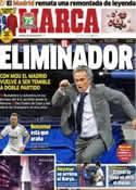 Portada diario Marca del 8 de Marzo de 2013