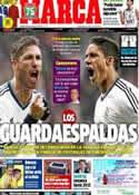 Portada diario Marca del 9 de Marzo de 2013