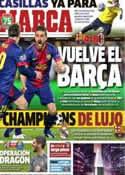 Portada diario Marca del 13 de Marzo de 2013