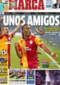 Portada diario Marca del 16 de Marzo de 2013