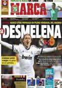 Portada diario Marca del 17 de Marzo de 2013