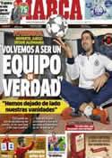 Portada diario Marca del 21 de Marzo de 2013
