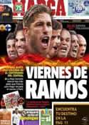 Portada diario Marca del 22 de Marzo de 2013