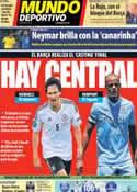 Portada Mundo Deportivo del 22 de Marzo de 2013