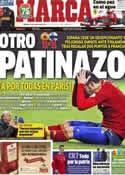 Portada diario Marca del 23 de Marzo de 2013