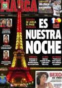 Portada diario Marca del 26 de Marzo de 2013