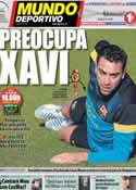 Portada Mundo Deportivo del 30 de Marzo de 2013