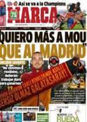 Portada diario Marca del 1 de Abril de 2013