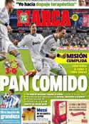 Portada diario Marca del 4 de Abril de 2013