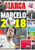 Portada diario Marca del 5 de Abril de 2013