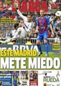 Portada diario Marca del 7 de Abril de 2013