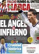 Portada diario Marca del 10 de Abril de 2013