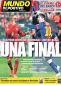 Portada diario Sport del 13 de Abril de 2013