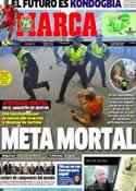 Portada diario Marca del 16 de Abril de 2013