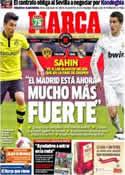Portada diario Marca del 17 de Abril de 2013